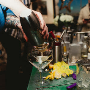 Creating vodka and gin cocktails with the Gorilla crew - Gorilla Spirits Co.