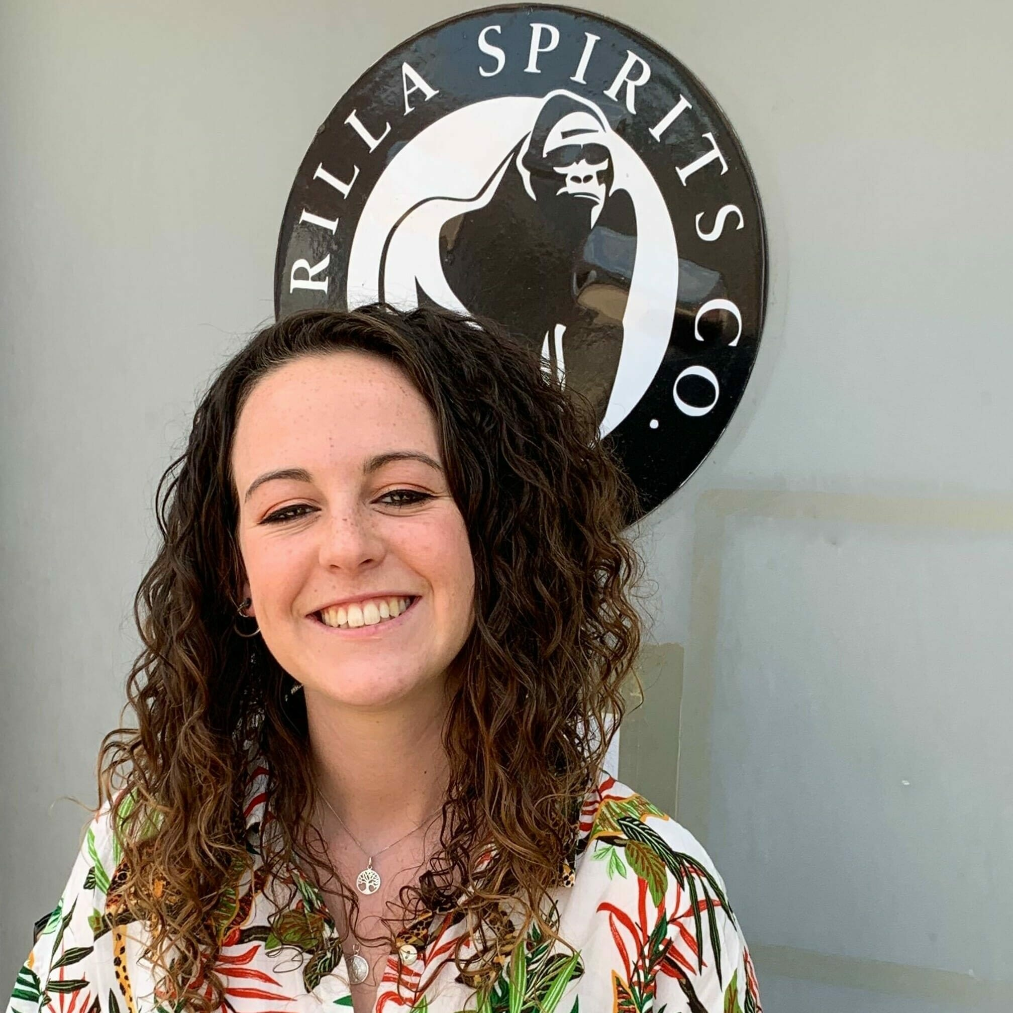 Jemima Clifton, Marketing for Gorilla Spirits