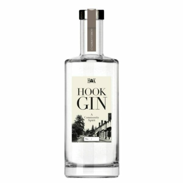 Hook gin square