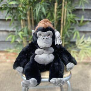 Large Plush Gorilla