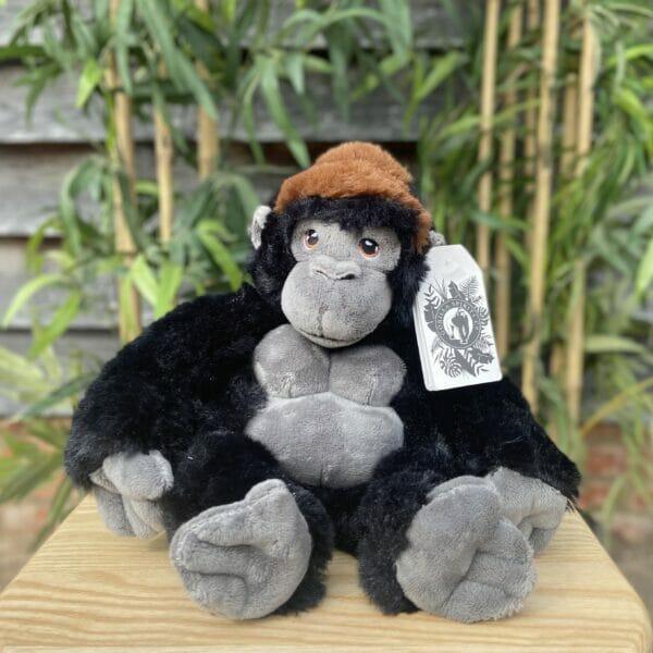 Small Plush Gorilla