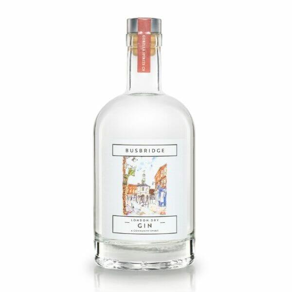 Busbridge gin square