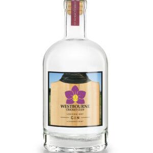 Westbourne CC – bottle mock up